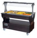 Салат-бар Roller Grill SB 40 C Wenge