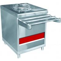 Прилавок для подогрева тарелок Abat ПТЭ-70КМ-80