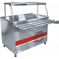 Прилавок для холодных закусок Abat ПВВ(Н)-70КМ-НШ