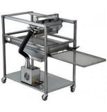 Машина для декорирования кондитерских изделий Pavoni GLASS-ICE