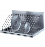 Полка кухонная для крышек ATESY ПКК-600