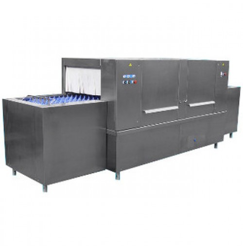 Машина посудомоечная тоннельная ГродТоргМаш ММУ-1000М