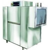 Машина посудомоечная фронтальная Silanos ET-1650 SER слева-направо