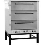 Печь хлебопекарная Восход ХПЭ-500 нерж. сталь