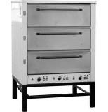 Печь хлебопекарная Восход ХПЭ-500 оцинк. сталь