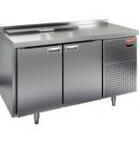 Стол холодильный для салатов HICOLD SL1-11SN (1/3) без крышки