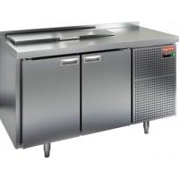 Стол холодильный для салатов HICOLD SL1-11GN (1/3) без крышки