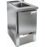 Стол холодильный для салатов HICOLD SLE3-1GN (без крышки)