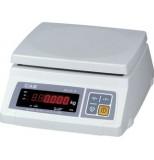 Настольные электронные весы CAS SWII-10
