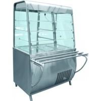 Прилавок-витрина холодильный Abat ПВВ(Н) 70Т-С-01-НШ