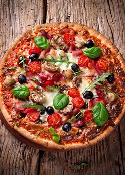Оборудование для пиццерий